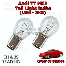Audi TT Tail Light Bulbs Pair of Rear Tail Light Bulbs Bulb Lights MK1 (98-06)