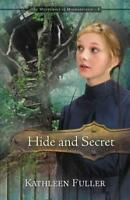 HIDE AND SECRET - FULLER, KATHLEEN - NEW PAPERBACK BOOK