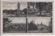 AK Bruck an der Leitha, Denkmal, Schloss 1941