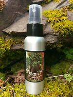 Lavender GROUNDING SMUDGE SPRAY AURA CLEANSING Mist Space Clearing Reiki 2.7oz