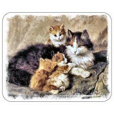 Contentment Cats Mousepad Mouse Pad Mat