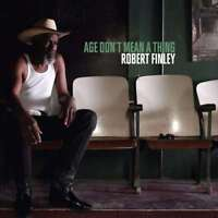 Finley Robert - Âge Dont'T Mean A Thing Neuf CD