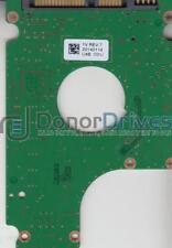 ST500LM012, HN-M500MBB, 2BA30001, 100720903, Samsung SATA 2.5 PCB