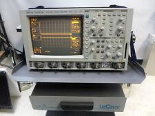 LeCroy 9354CM 500MHz Digital Oscilloscope w/ Cart for portable