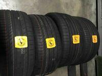 4 x Sommerreifen ContiSportContact 5 275/45 R21 315/40 R21 111Y MO Mercedes GLE