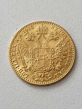 Autriche Monnaie Ducat OR SPL 1915