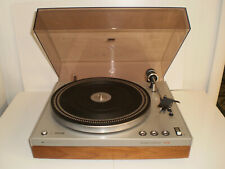 Vintage Philips 312 Electronic Turntable Complete