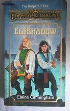 ELFSHADOW Elaine Cunningham Book 2 Forgotten Realms Dungeons & Dragons TSR