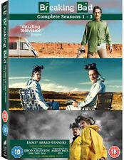 Breaking Bad: Seasons 1-3 (Box Set) [DVD]