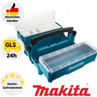 Makita P-84137 Storage-Box Werkzeugkoffer Werkzeugkiste Koffer Kunststoffkoffer