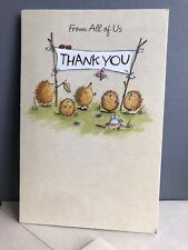 Thank You From All Of Us American Greetings Card