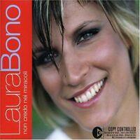 CD LAURA BONO - NON CREDO NEI MIRACOLI - SINGLE
