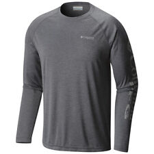 Columbia Terminal Tackle Hoodie Gray Asst Sizes L