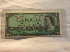 10 1954 One Dollar None Consecutive Bills