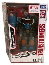 Transformers War For Cybertron Trilogy Netflix Decepticon Scrapface Hasbro