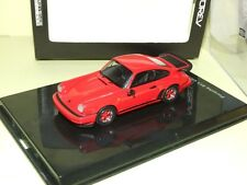 PORSCHE 911 CARRERA 3.2 CLUB SPORT 1987 Rouge NOREV Provence Moulage