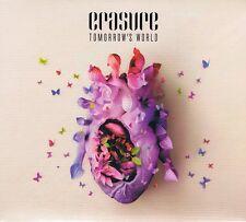 Erasure - Tomorrow's World - CD Album Neu I Lose Myself - Be With You