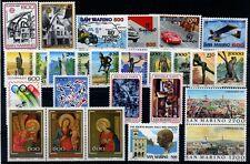 San Marino 1987 Annata Completa n. 1195/1220 ** (a04)