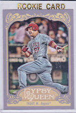 MIKE TROUT Angels ROOKIE CARD Baseball Topps Gypsy Queen BASEBALL RC