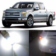 Alla Lighting Brake Tail Turn Signal Light White LED Bulb for Ford Ranger Taurus