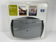 HP Photo Scanner 1000 Including CD-ROM Imaging and Printing Software New Sealed