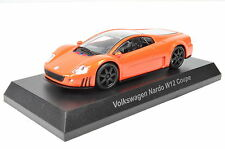 VW Volkswagen Nardo W12 Coupé orange échelle 1:64 de Solido