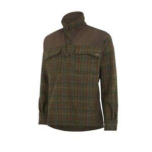 Keela Harris Tweed Wool Bush Smock Mens Bushcraft/camping