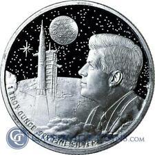 1 - 1 oz .999 Silver Round - Apollo 11 Moon Landing - Brilliant Uncirculated-New