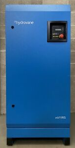 Hydrovane HV11RS Variable Speed Drive Rotary Vane Compressor, 61cfm, 11Kw! 15Hp!