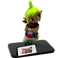 Tetra - The Legend of Zelda Phantom Hourglass - TOMY Gacha Buildable Figure