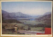 Irish Postcard Lady's LADIES VIEW Lakes of Killarney Kerry Ireland Dollard 253