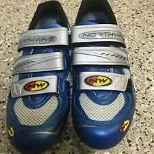 Brand New Northwave Evolution 2002 Shoes - Carbon Soles - Kit with Socks Size 39