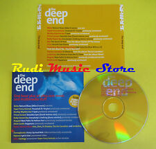 CD THE DEEP END compilation PROMO 2000 MOBY CLINIC LAMBCHOP(C2) no lp mc dvd vhs