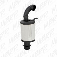 MBRP Trail Muffler Exhaust for Yamaha V-Max 500 (Twin engine) 1997-2003
