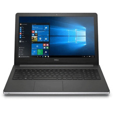 "Dell Inspiron 15.6"" 	i5559-4013SLV Intel Core i7-6500U 12GB 1TB Windows 10"