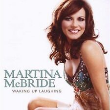 Martina McBride Waking Up Laughing CD NEW SEALED 2007 Country
