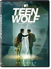 Teen Wolf: Season 6 Part 1 [New DVD] 3 Pack, Ac-3/Dolby Digital, Dolby, Subtit