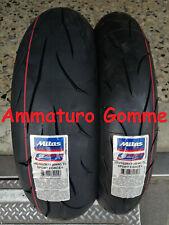 COPPIA 120/70 17 160/60 17 DOT/ANNO 2021! +OMAGGIO MITAS SPORT FORCE+ GOMME MOTO