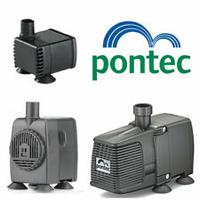 Pontec PondoCompact Pond Water Feature Pumps Fountains Ornaments Variable Flow