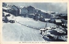 BEUIL - sports d'hiver