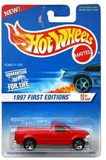 1997 Hot Wheels #513 First Edition #2 '97 Ford F-150 0918 card