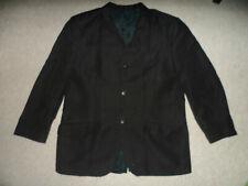 Jacket / Sakko / Blazer Größe 54 von s.Oliver in schwarz Nadelstreifen