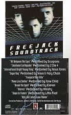FREEJACK bande originale du film soundtrack CD ALBUM scorpions jesus mary chain
