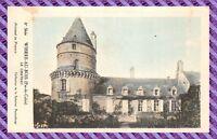 CPA - 62 - WIERRE-AU-BOIS - le Chateau