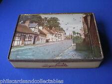 Broadhurst & Co -Gadbrook  - Toffee Tin 1950s  - Malpas Village