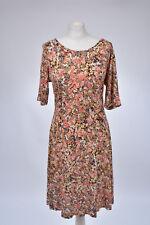 Kleid Shirtkleid Blümchenmuster von Marks & Spencer, 42 XL, neu