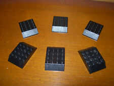 Lego Train Parts Lot Car Roof Set My Own Track 9V RC 7936 10219 3677 60052 7939