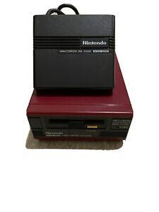 Nintendo Famicom Disk System with Ram Adapter