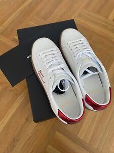 Ysl Saint Laurent Sneakers Size 38 New