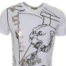 Versace Crew Neck Big & Tall T-Shirts for Men